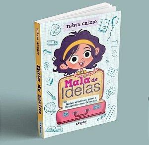 Mala de Ideias | Flávia Grégio