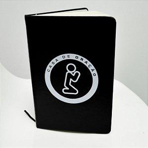 Caderno Moleskine- Casa de Oração