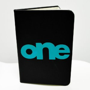 Caderno Moleskine- One Azul