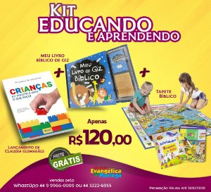 KIT Educando e Aprendendo