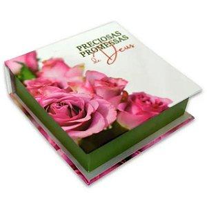 Preciosas Promessas de Deus | modelo Flores