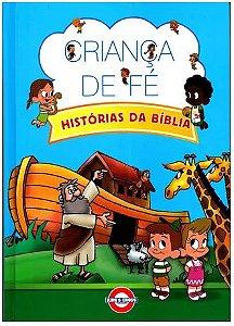 Criança de Fé Histórias da Bíblia