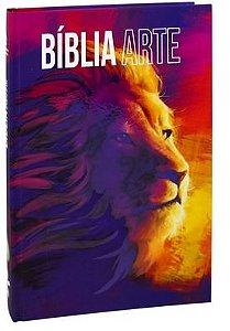 Bíblia arte - leão