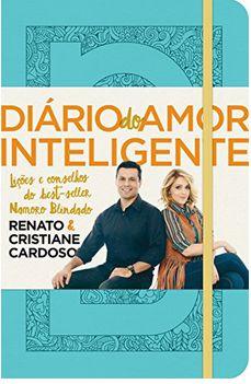 Diário do amor inteligente Capa Azul