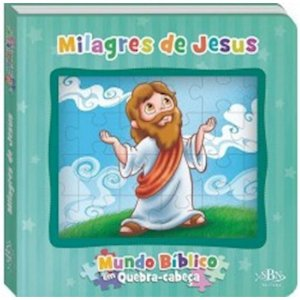 Milagres de Jesus - quebra-cabeça