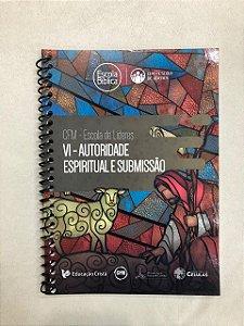 AUTORIDADE ESPIRITUAL E SUBMISSÃO - CFM (ESCOLA DE LÍDERES)