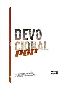 DEVOCIONAL POP - EDIÇÃO LUXO - BRANCO