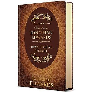 Dia A Dia Com Jonathan Edwards – Devocional Diário