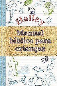 Manual bíblico para Crianças Halley
