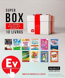 SUPERBOX DE IDEIAS MINISTÉRIO INFANTIL by Flávia Grégio