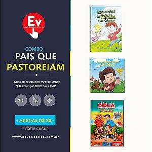 COMBO PAIS QUE PASTOREIAM | by Caroline Vargas