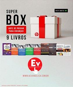 SUPERBOX | A ARTE DE PREGAR by Flávia Grégio
