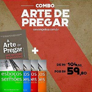 COMBO - ARTE DE PREGAR