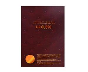 Box Introdução Fundamental E Auxílios Antônio Renato Gusso