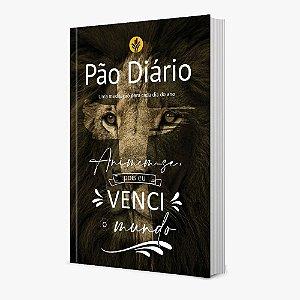 PÃO DIÁRIO | 24 | ANIME-SE POIS EU VENCI O MUNDO