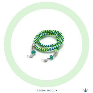 Cordinha Verde & Neon