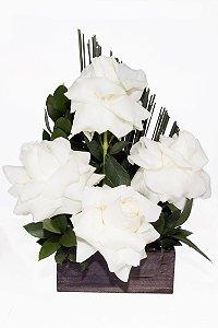 Arranjo de Flores Sabor e pureza