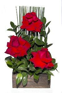 Arranjo de Flores Nuvem de amor