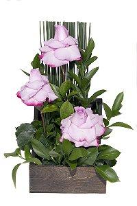 Arranjo de Flores Nuvem de carinho
