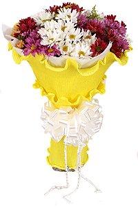 Buquê de Flores Alegria Campestre
