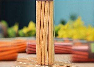 Grissini Tradicional 30 cm - palitinhos de pão saborizados para degustar geléias e antepastos - peso 200g