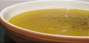 Molho brodo ,  perfeito para fazer o capeletti in brod.Pote  400 g serve para 1 pacote de massa .