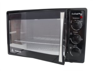 Forno Du Chef Plus Preto 45L