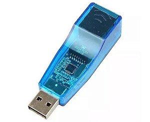 ADAPTADOR DE REDE USB XTRAD 10/100mbps XT2072