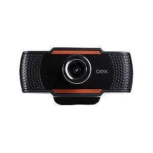 WEBCAM OEX EASY HD 720P 30FPS W200