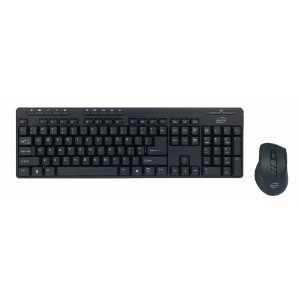 KIT TECLADO E MOUSE SEM FIO ADVANCED CK102 NEWLINK