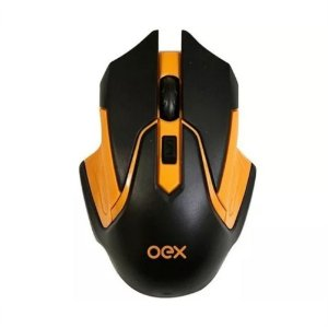MOUSE GAMER SEM FIO HYPER MS307 OEX GAME