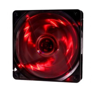 COOLER FAN 4 LEDS VERM F10 OEX GAME