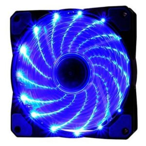 COOLER FAN 15 LEDS AZUL F20 OEX GAME