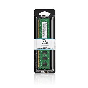 MEMÓRIA PC DDR3 UDIMM 8GB 1600 MULTILASER