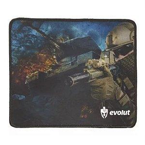 MOUSEPAD GAMER EVOLUT EG-401 25x21CM