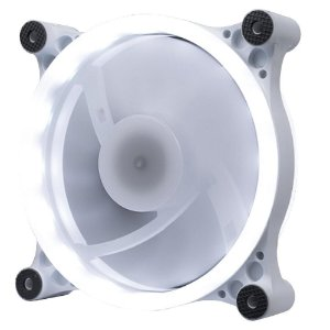 COOLER FAN 12MM 16 LEDS BRANCO F50 OEX GAME