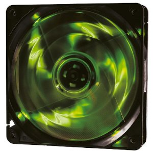 COOLER FAN 4 LEDS VERDE F10 OEX GAME
