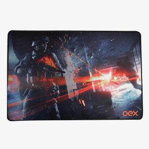 MOUSEPAD OEX GAME BATTLE MP301 50x33cm