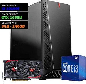 COMPUTADOR KADIN GAMER i3 10100F / GTX 1050ti 4GB / 8GB DDR4 / SSD 240GB / 500W 80+ / DANDY