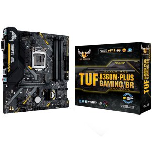 PLACA MAE ASUS TUF B360M-PLUS GAMING LGA 1151 DDR4