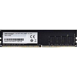 MEMORIA RAM DESKTOP HIKVISION 8GB DDR4 2666 U1