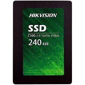 SSD HIKVISION 240GB 2.5 SATA C100