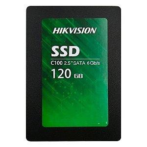 """SSD HIKVISION 120GB 2.5"""" SATA C100"""