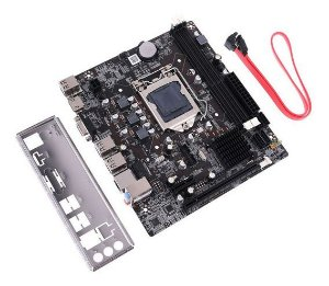 PLACA MAE H61-C 1155 DDR3 HDMI, VGA