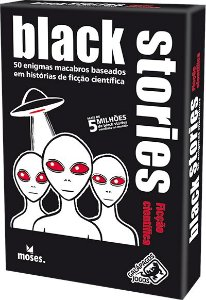 Black Stories Ficcao Cientifica