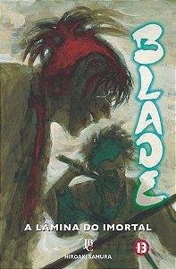Blade – A Lâmina do Imortal #13