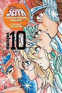 Cavaleiros do Zodiaco - Kanzenban 10