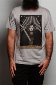 Camiseta The White Wolf