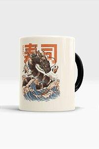 Caneca Sushi Dragon