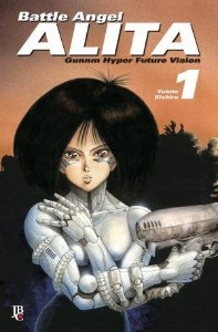 BATTLE ANGEL ALITA 001